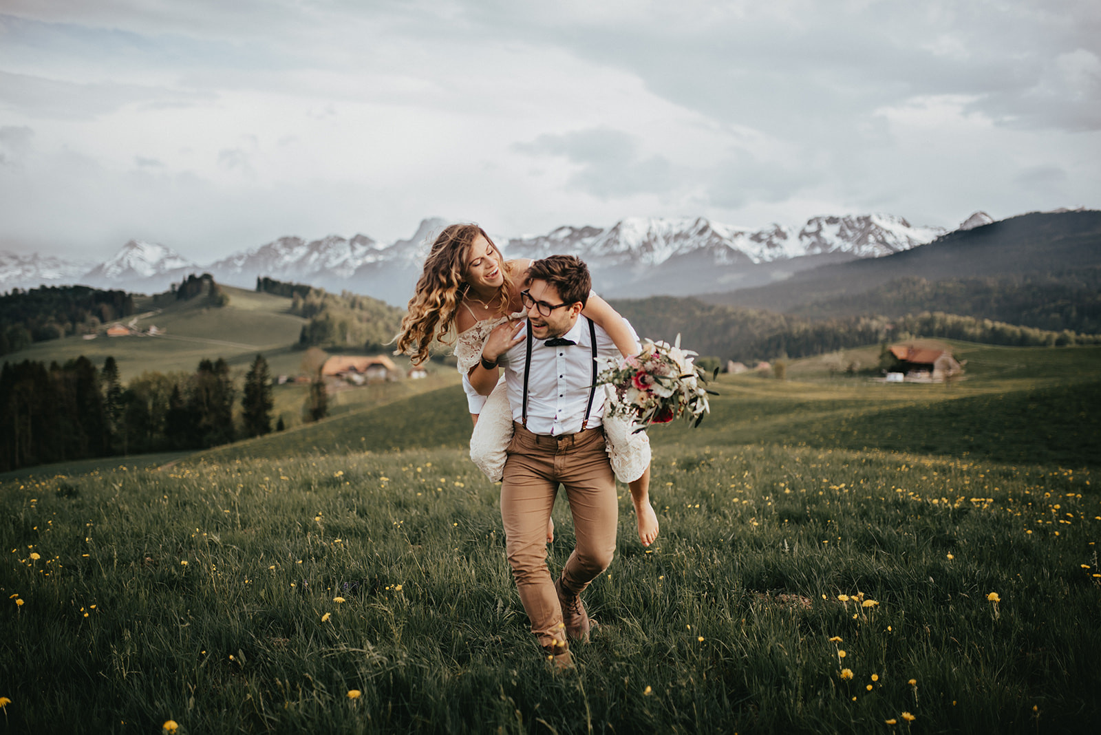 Swiss Elopement