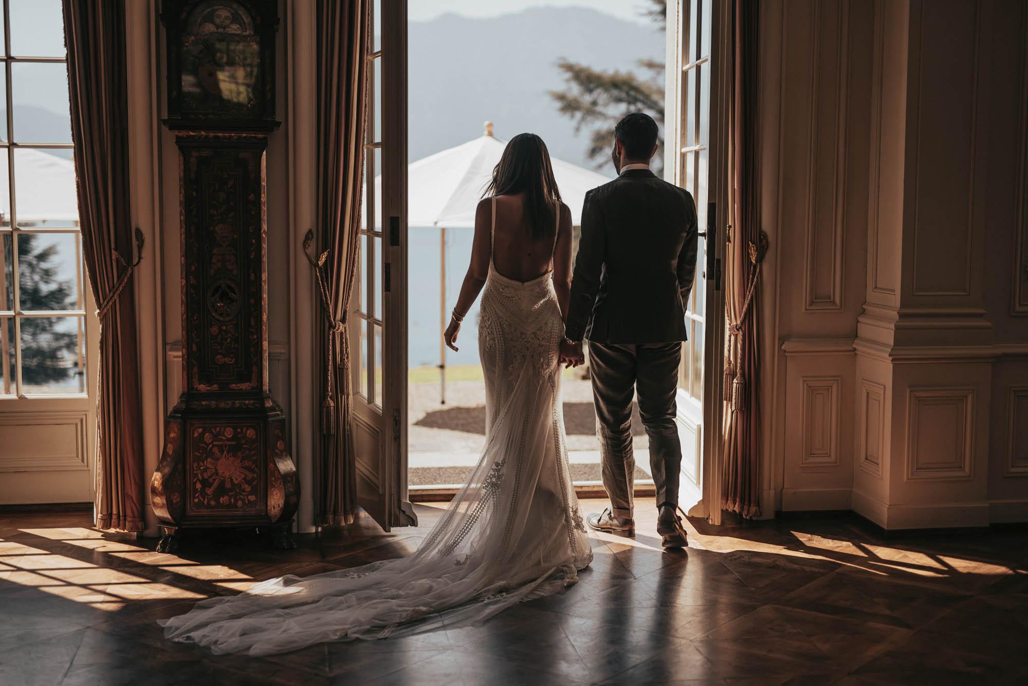 Elegant Swiss Wedding Photographer