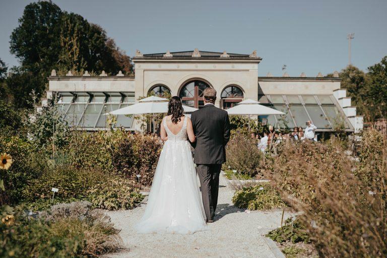Merian Gärten Basel Hochzeit