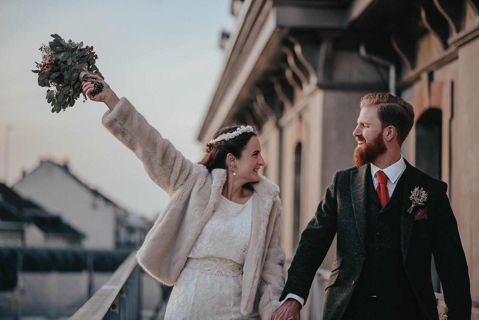 Autumn Swiss Wedding photographer