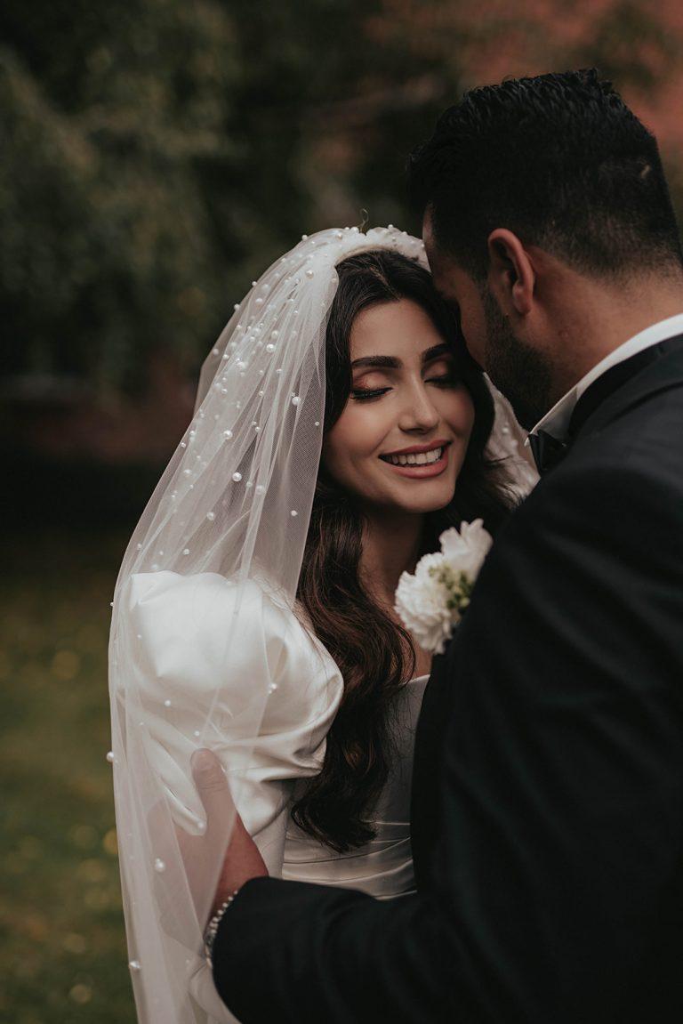 Ayda Hadi Wedding