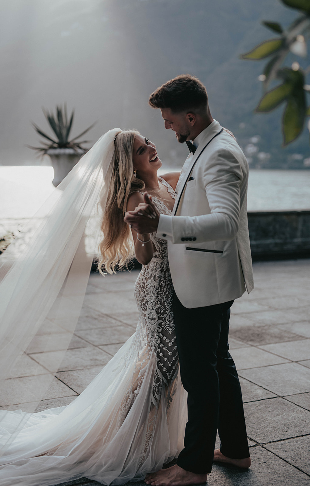 Isola di Brissago Wedding
